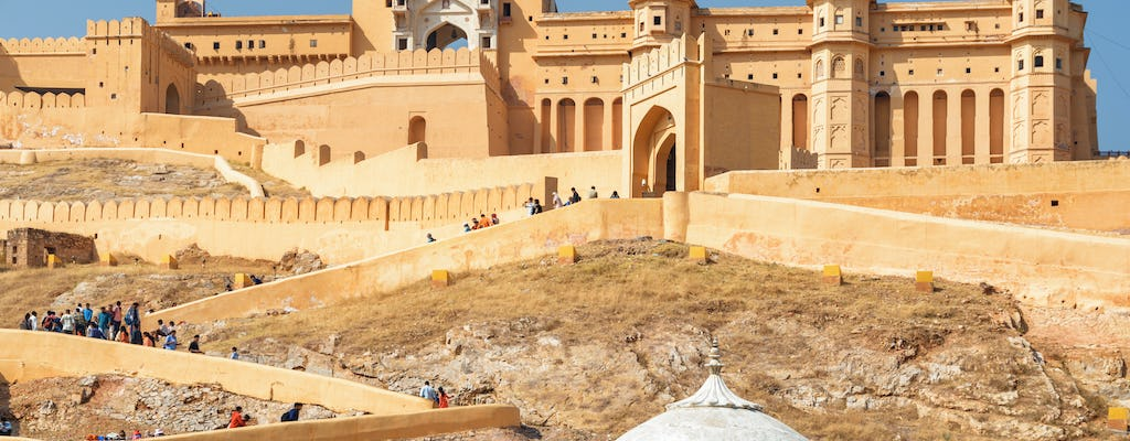 Exploring the stunning hill forts of Rajasthan