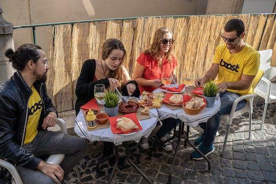 Odkryj Lizbonę i spróbuj portugalskich tapas na Segwayu