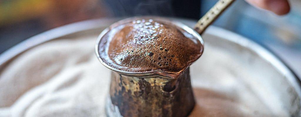 Experiência com café turco e adivinhação no East Village - 19h