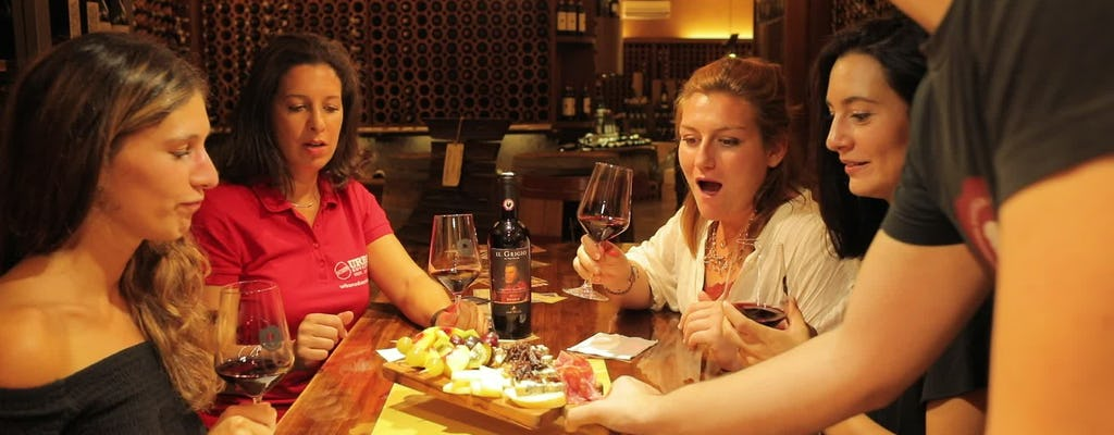 Florence wine tour and aperitivo