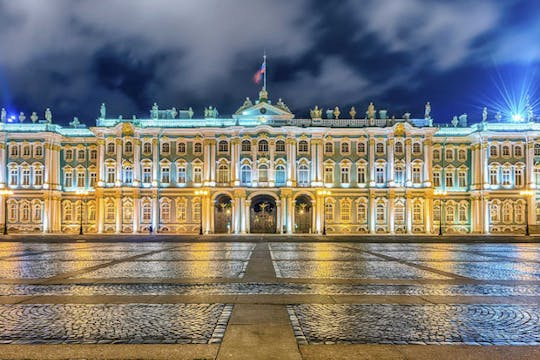 Hermitage museum private tour with pick-up in St. Petersburg