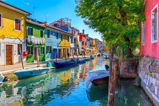 Visita por la tarde a Murano, Burano y Torcello