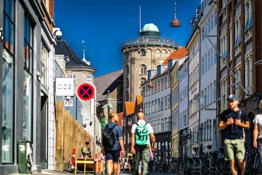 Goditi un tour privato a piedi attraverso Copenaghen