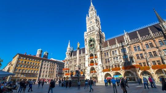 München Segway-Tour durch die Altstadt mit Viktualienmarkt