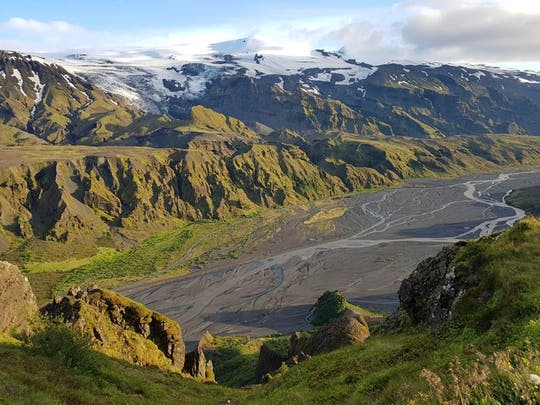 Private tour to a Game of Thrones location in Thorsmork