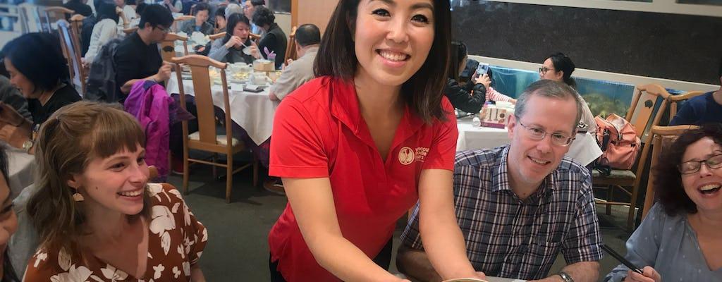 Auténtico tour de comida asiática