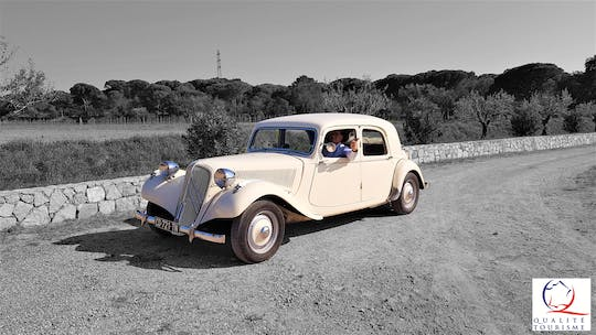 French Riviera private tour in a vintage car from Antibes