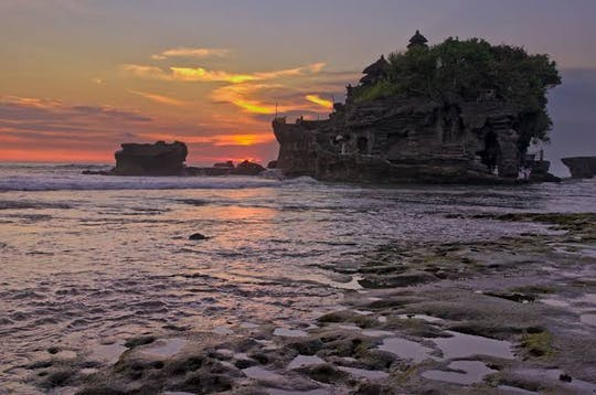 Amazing Tanah Lot tour
