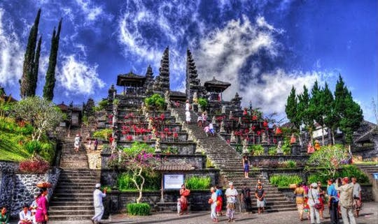 Besakih Tempel und Batur Vulkan Tour