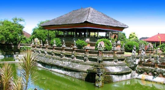 East Bali Klungkung and Tenganan tour