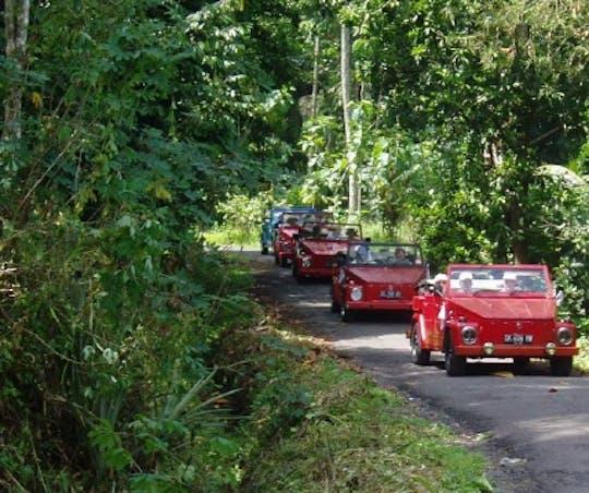 Batur-Vulkantour im Kübelwagen