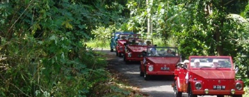 Unentdecktes Bali Tour im Kübelwagen