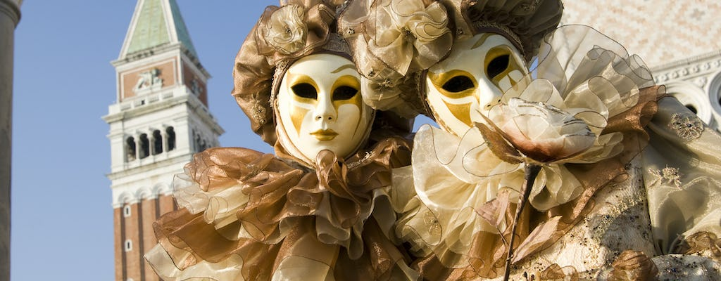 Venice Carnival 2020: Dancing Chocolate