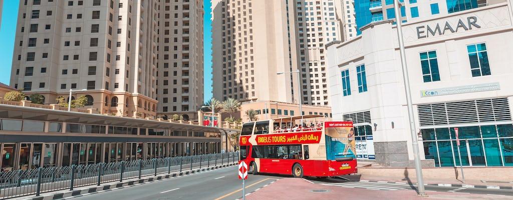 Big Bus tour of Dubai tickets