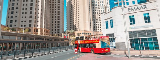 Big Bus tour of Dubai tickets