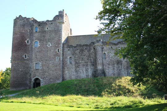 Excursión Outlander de lugares desde Edimburgo