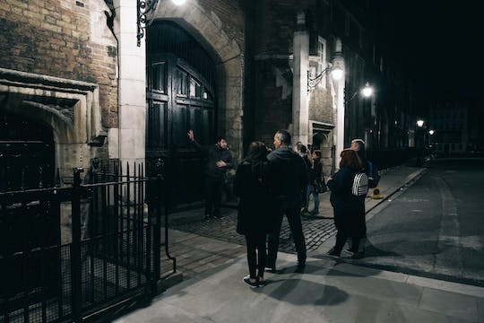Ghost Walk and spooky River Thames boat ride
