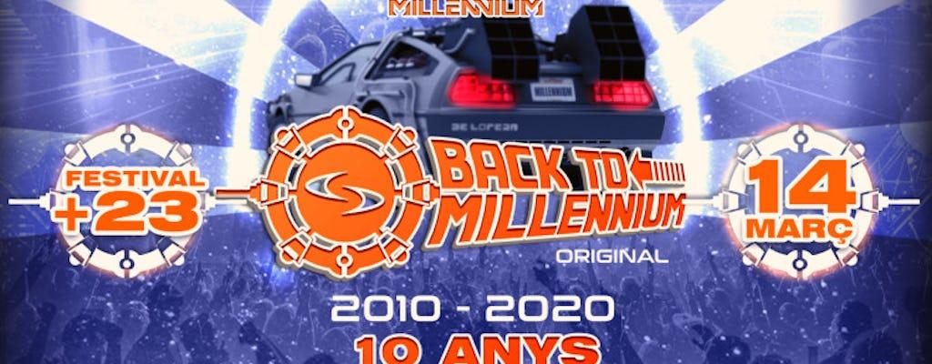 De Volta Ao Milênio 2020