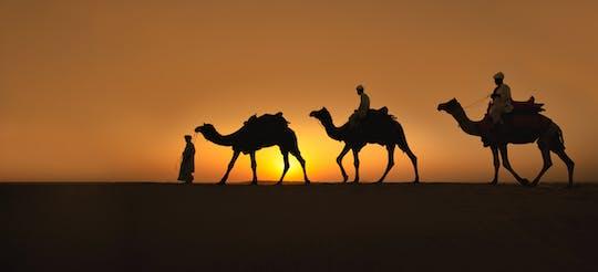 Private Champagner-Wüstensafari im Bassata Camp von Ras Al Khaimah
