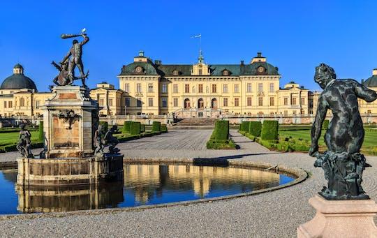 Excursión de medio día a Estocolmo con el castillo de Drottningholm
