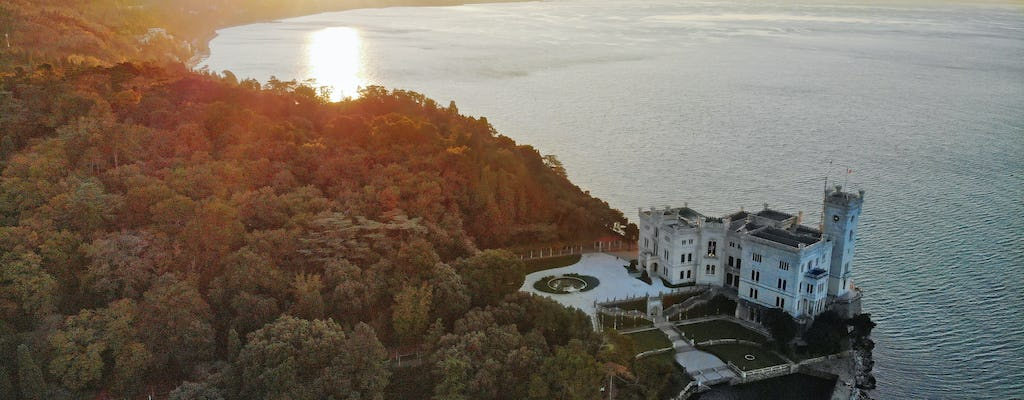 Visit to Miramare Castle and Park