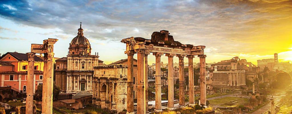 Tour fotográfico privado em Roma