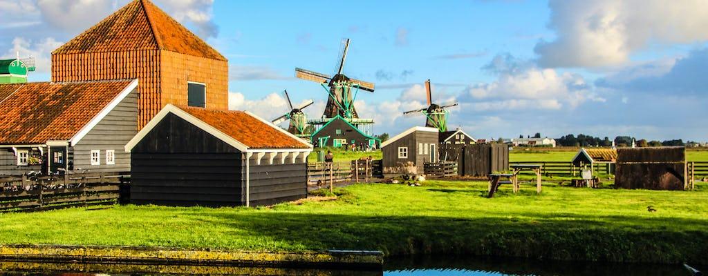 Excursión a Zaanse Schans, Edam, Volendam y Marken