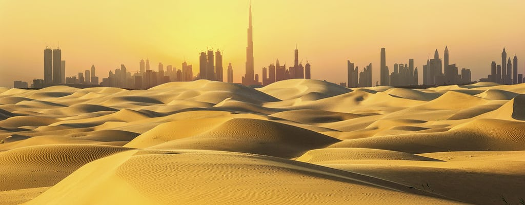 Safari d'une nuit dans le désert au départ de Dubaï