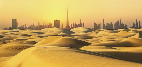 Overnight desert safari from Dubai