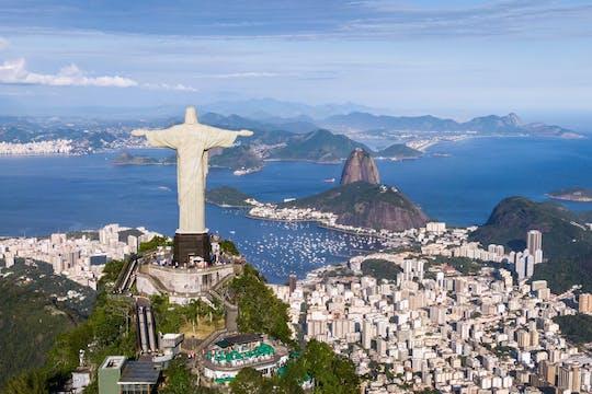 Excursão Rio Express com Cristo Redentor e Pão de Açúcar