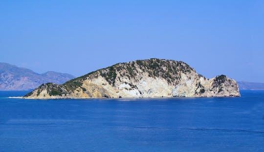 Boottocht naar Zakynthos