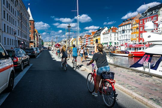 Complete private experience of Copenhagen by bike