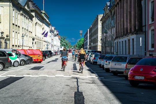 Scopri Copenaghen completamente in bici