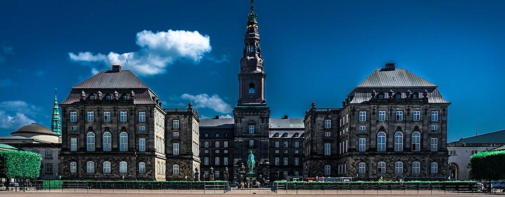 Passeio privado pelos destaques de Copenhague