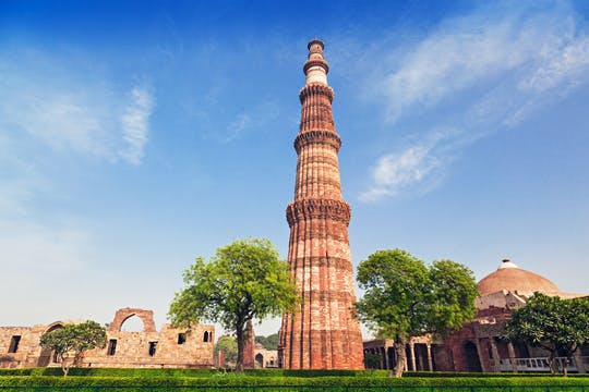 Tracing Delhi's culture and heritage