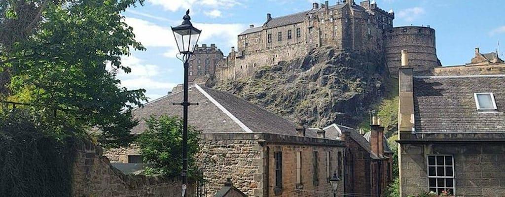 Castello di Edimburgo: tour a piedi con biglietti salta fila