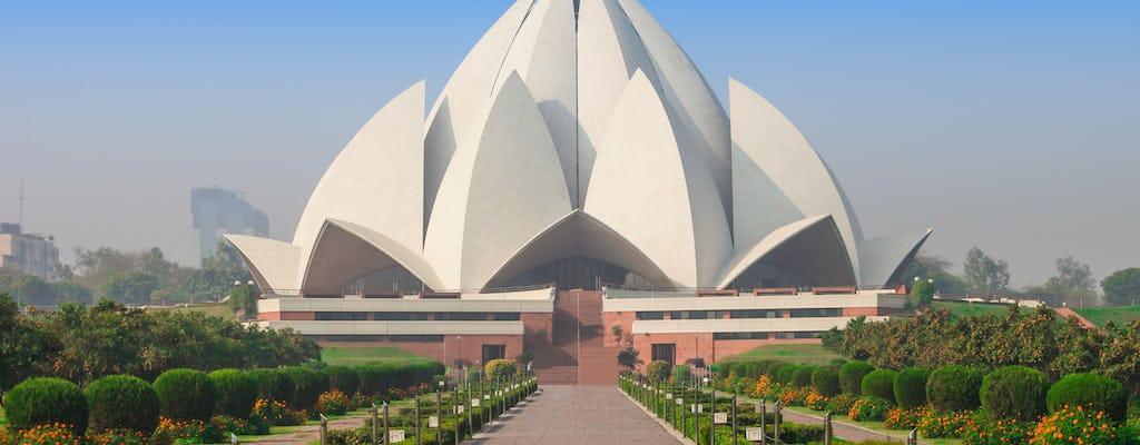 Erkundung der Wahrzeichen von Delhi