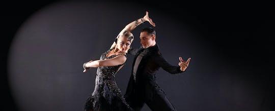 Spettacolo di tango e cena in Piazzolla