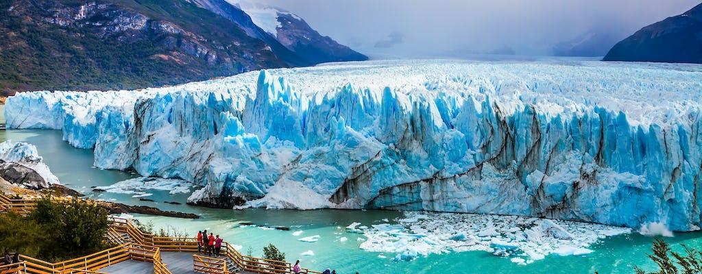 Perito Moreno Glacier and nautical safari boat excursion