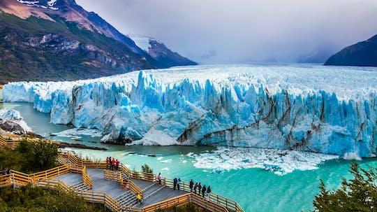 Excursion en bateau sur le glacier Perito Moreno et le safari nautique