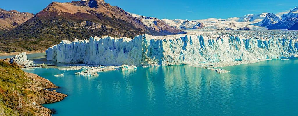 Grande geleira Perito Moreno
