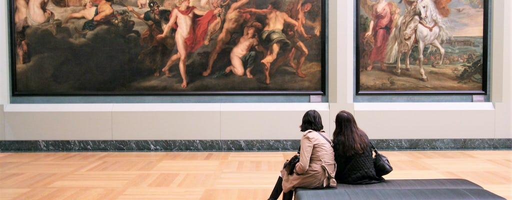Entradas prioritarias al Museo del Louvre con audioguía