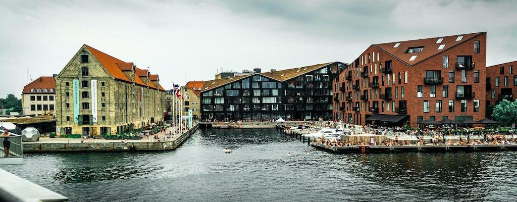 Visite Christianshavn cultural en un recorrido privado a pie