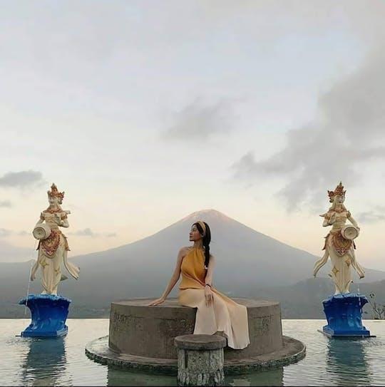 Porta del paradiso del tempio di Lempuyang e tour privato di Bali orientale