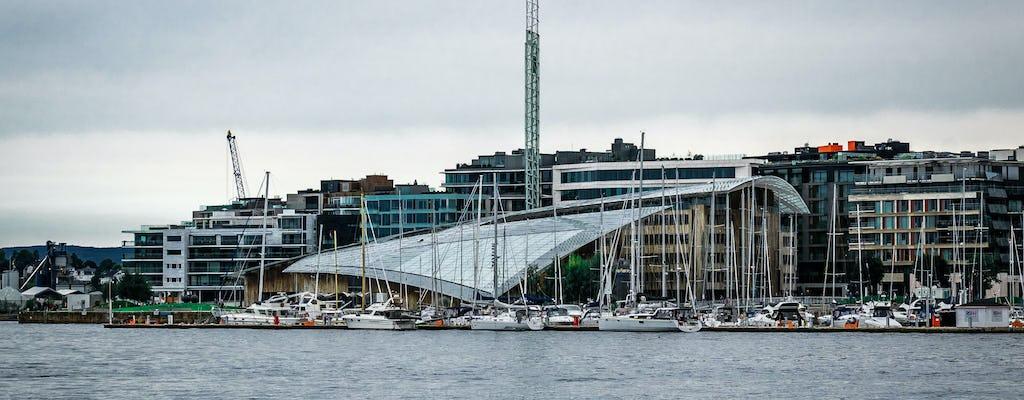 Desfrute de Oslo marítimo em um tour privado