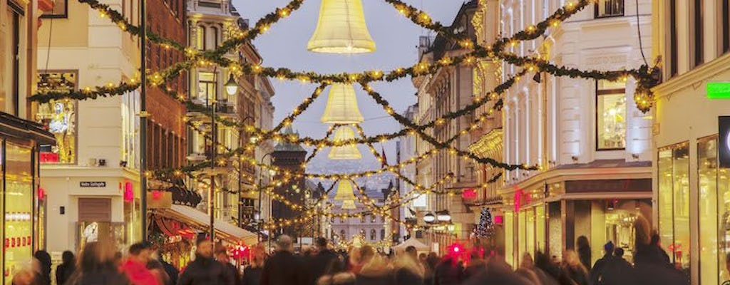 Get the Christmas spirit in Oslo