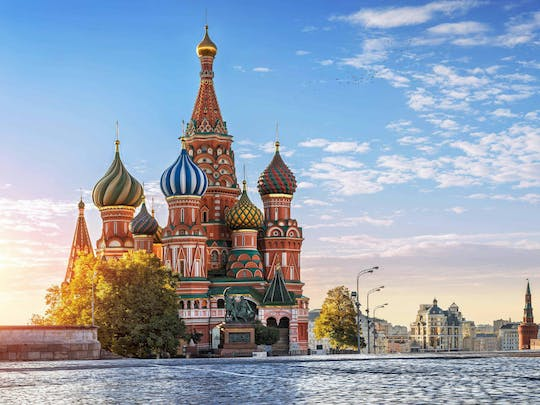 Private tour to St.Basil's Cathedral and the Red Square in Moscow