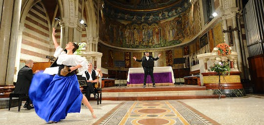 Tickets for The Three Tenors with Neapolitan mandolins and ballet