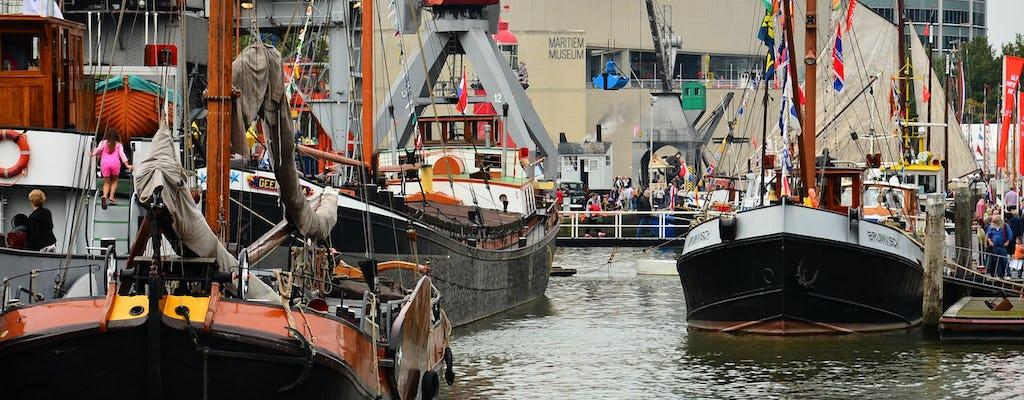 Biglietto d'ingresso al Museo marittimo di Rotterdam