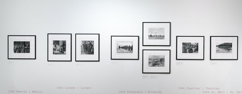 Centro de Fotografía Contemporánea Robert Capa boleto de entrada
